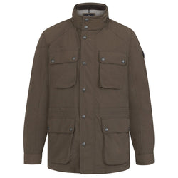 Hackett Savile Row Parka Jacket Green | Malford of London Savile Row and Luxury Formal Wear Sale Outlet