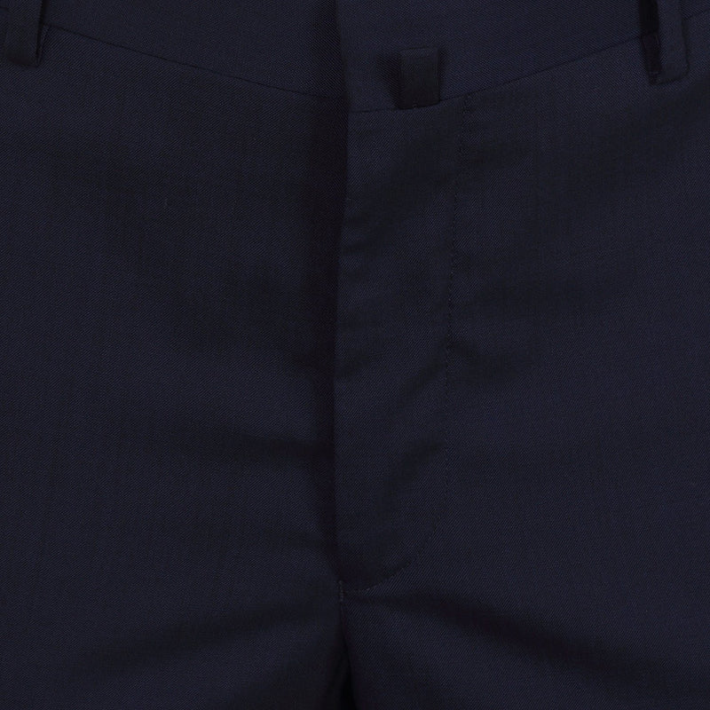 Hackett Savile Row Stretch Wool B Suit Navy | Malford of London Savile Row and Luxury Formal Wear Sale Outlet