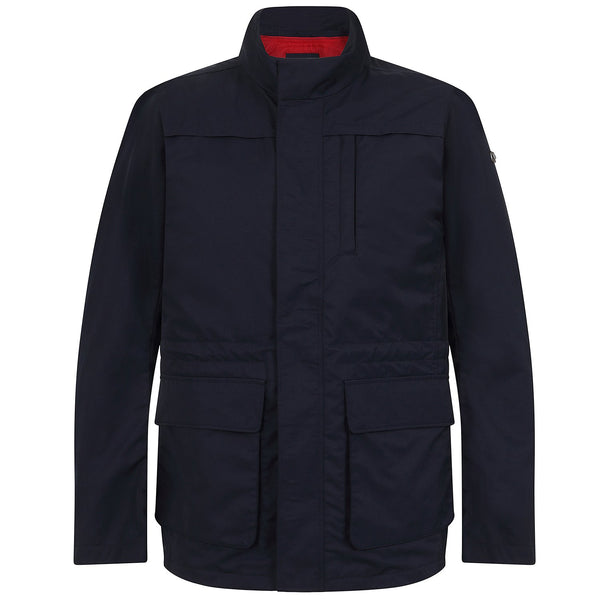 Hackett Savile Row Zip Out Liner Jacket Navy | Malford of London Savile Row and Luxury Formal Wear Sale Outlet