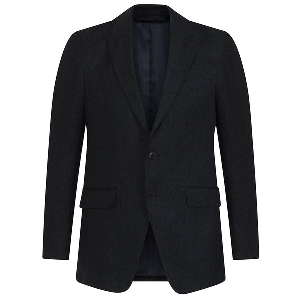 Hackett SB2 Birdseye Suit Blue | Malford of London Savile Row and Luxury Formal Wear Sale Outlet