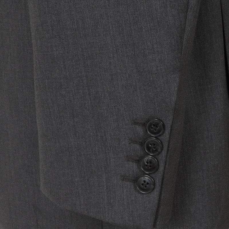 Hackett Single Breasted SB2 Savile Row Suit Grey | Malford of London Savile Row and Luxury Formal Wear Sale Outlet
