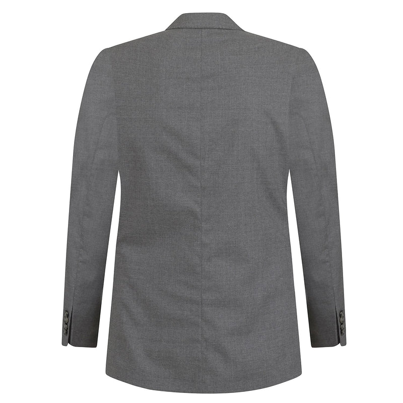 Hackett Single Breasted SB2 Savile Row Suit Mid Grey | Malford of London Savile Row and Luxury Formal Wear Sale Outlet