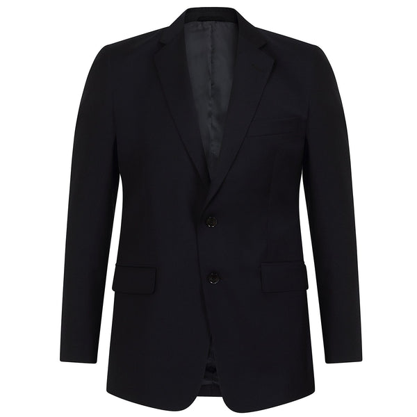 Hackett Single Plain Suit Dark Navy | Malford of London Savile Row and Luxury Formal Wear Sale Outlet