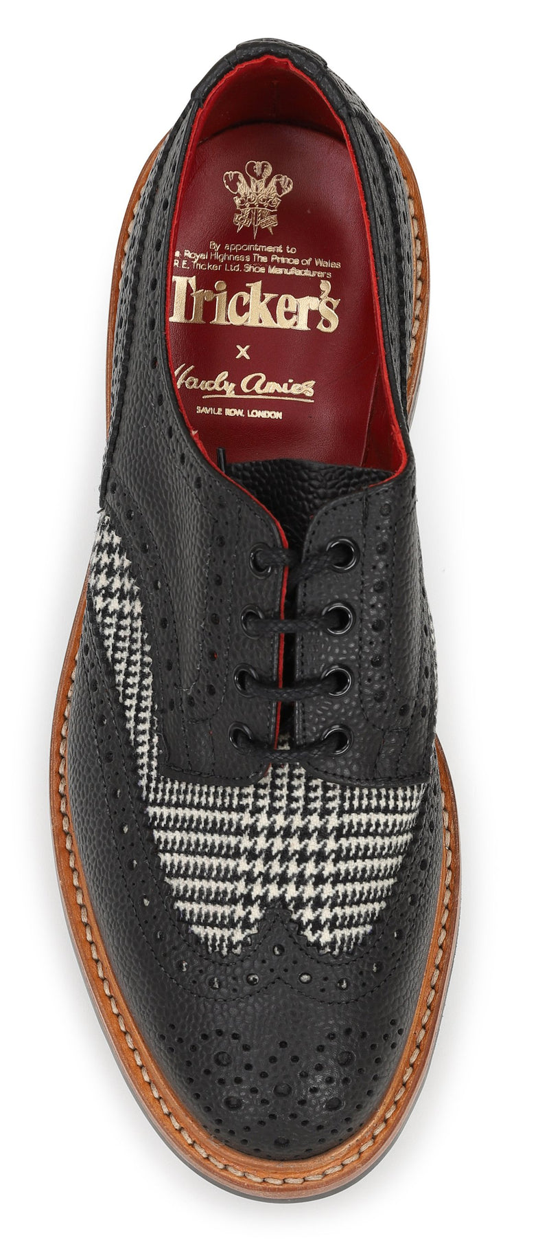 Hardy Amies X Trickers Limited Edition Shoes | Malford of London Savile Row and Luxury Formal Wear Sale Outlet