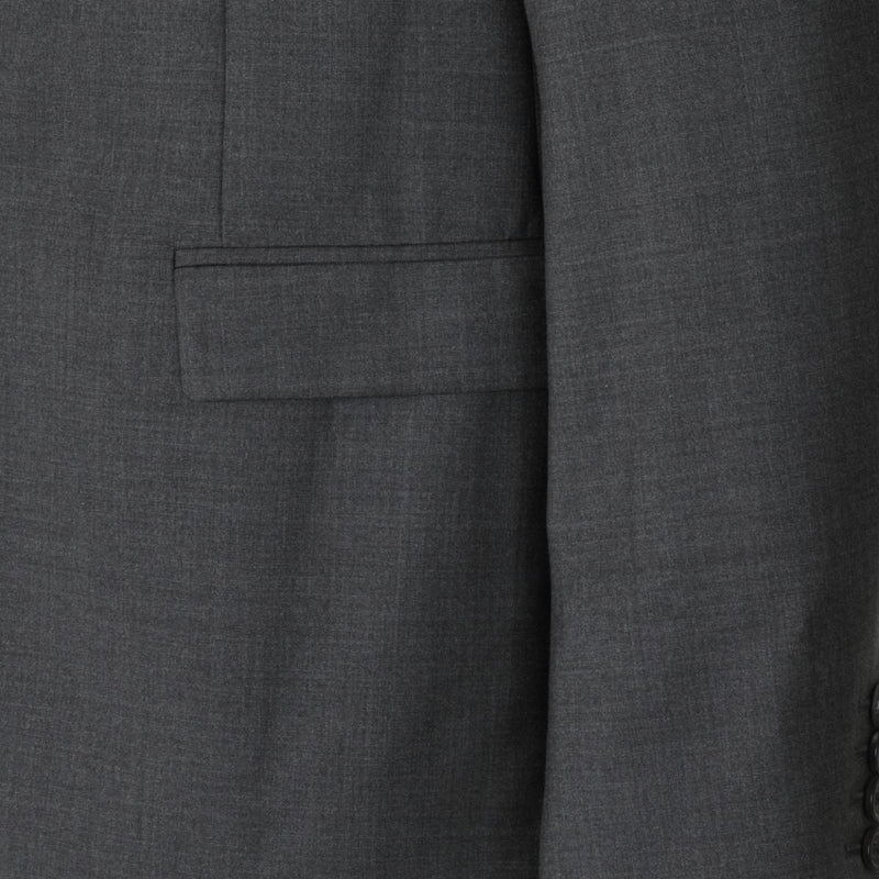 Joseph Charcoal Wool Melange Jacket | Malford of London Savile Row and Luxury Formal Wear Sale Outlet