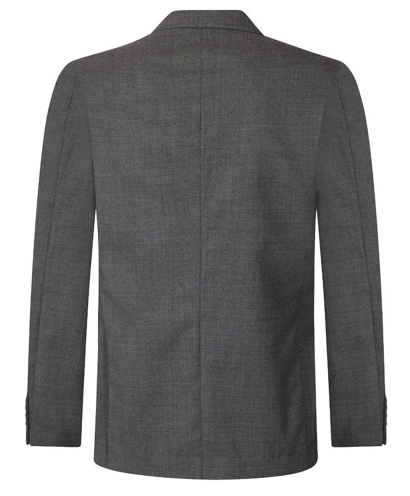 Joseph David Tropical Wool Grey Jacket | Malford of London Savile Row and Luxury Formal Wear Sale Outlet