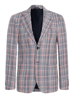 Joseph Garvan Elton Jacket Navy | Malford of London Savile Row and Luxury Formal Wear Sale Outlet