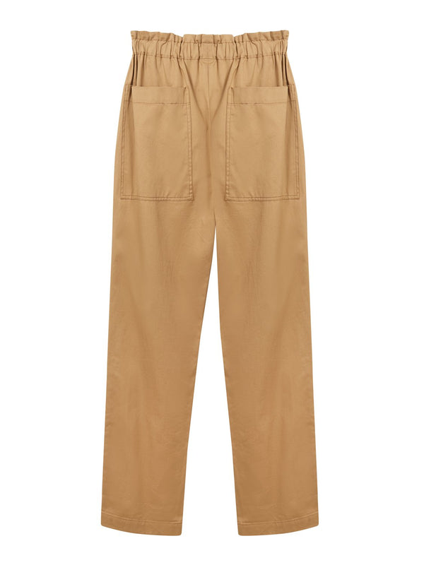 Joseph Luis Twill Chino Camel | Malford of London Savile Row and Luxury Formal Wear Sale Outlet