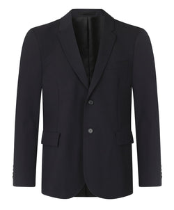 Joseph Navy Techno Wool Jacket | Malford of London Savile Row and Luxury Formal Wear Sale Outlet