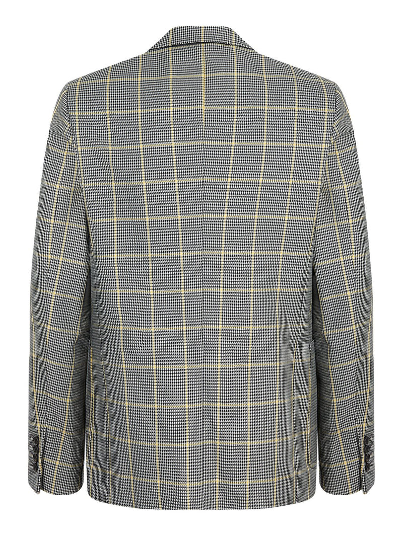 Joseph Seaton Prince Of Wales Jacket | Malford of London Savile Row and Luxury Formal Wear Sale Outlet