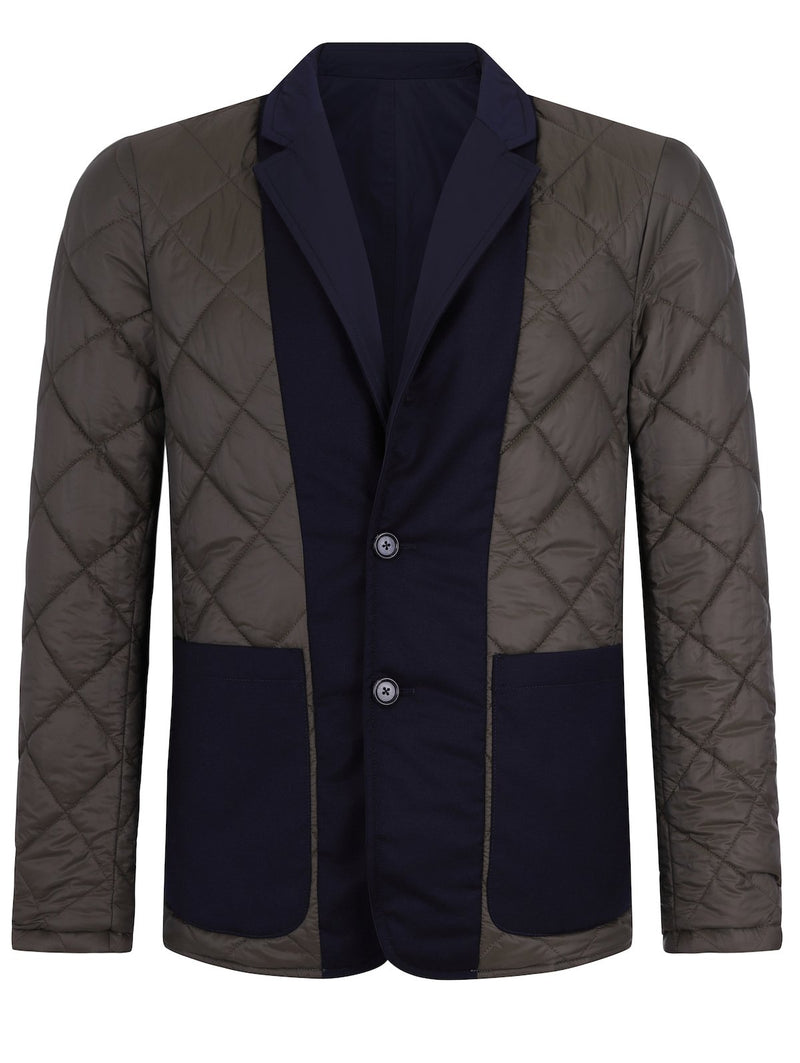 Jospeh Barrington Reversible Nylon Jacket | Malford of London Savile Row and Luxury Formal Wear Sale Outlet