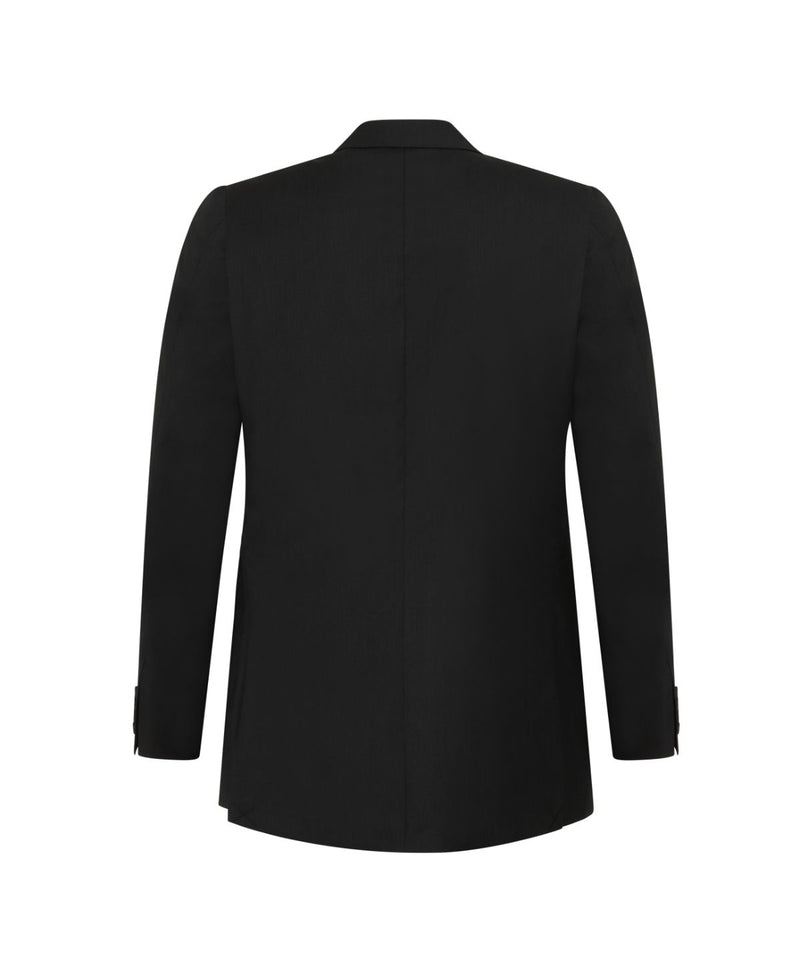 Kilgour Black Wool Luxury Suit | Malford of London Savile Row and Luxury Formal Wear Sale Outlet