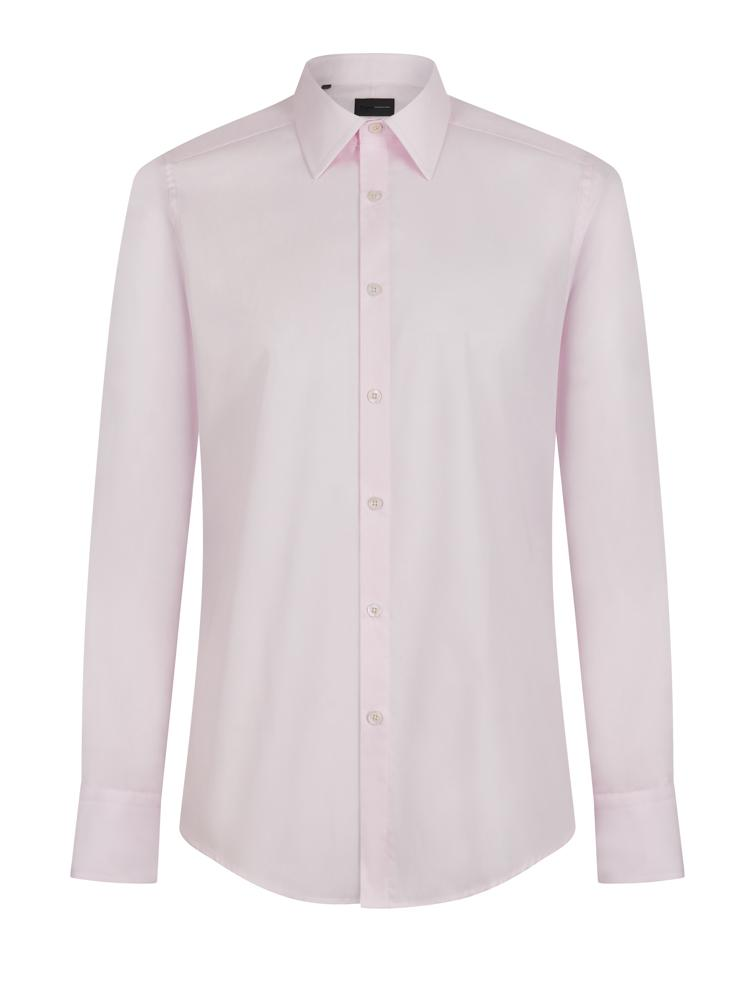 Kilgour Classic Shirt Pink | Malford of London Savile Row and Luxury Formal Wear Sale Outlet