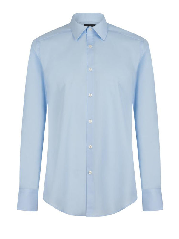 Kilgour Classic Shirt Sky | Malford of London Savile Row and Luxury Formal Wear Sale Outlet