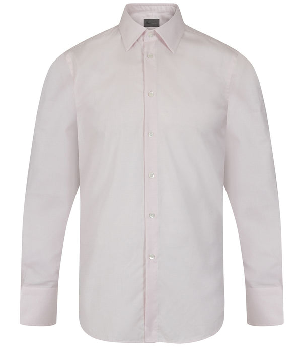 Kilgour Light Pink Cotton Shirt | Malford of London Savile Row and Luxury Formal Wear Sale Outlet