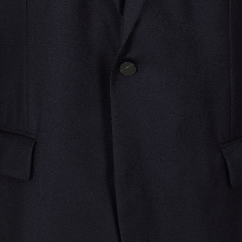 Kilgour Luxury Cashmere Blend Navy Blazer | Malford of London Savile Row and Luxury Formal Wear Sale Outlet