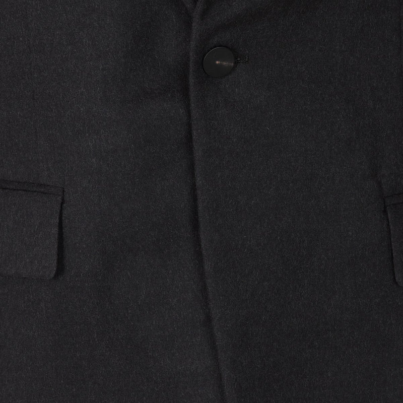 Kilgour Savile Row Luxury Black Wool Blazer | Malford of London Savile Row and Luxury Formal Wear Sale Outlet