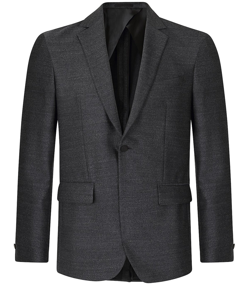 Kilgour Savile Row Luxury Charcoal Wool Blazer | Malford of London Savile Row and Luxury Formal Wear Sale Outlet