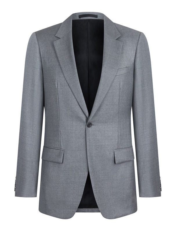Kilgour SB1 KG Single Breasted Suit Light Grey | Malford of London Savile Row and Luxury Formal Wear Sale Outlet