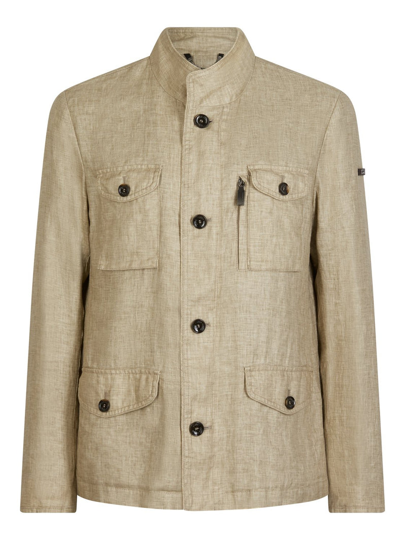 Louis Feraud Lincoln Traveler Jacket | Malford of London Savile Row and Luxury Formal Wear Sale Outlet