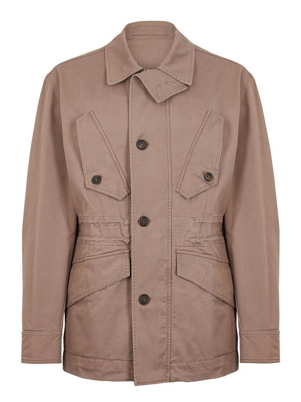 Thomas Pink Field Coat Beige | Malford of London Savile Row and Luxury Formal Wear Sale Outlet