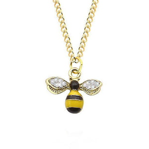 collier pendentif Diamonds Bee