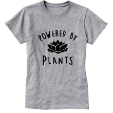T-shirt Powered by Plants