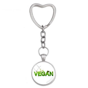 Princesse Végane - Porte-cles vegan, sac sans cuir animal, sac vegan, boutique vegane, mode femme vegane, articles de mode vegan, ethique vegane, veganisme, vegan, veganism, sac vegan, bijoux, decoration vegane