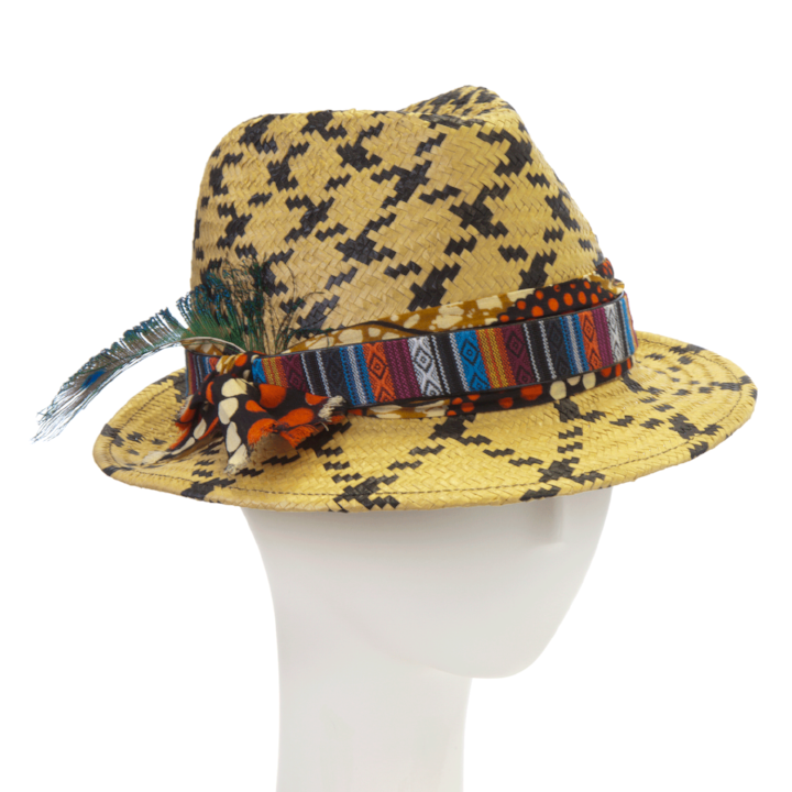 Giovannio Hats The Cha Cha Shiprock Kitty | 4sisters1closet