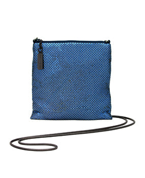 Whiting & Davis Dance Bag with Snake Chain