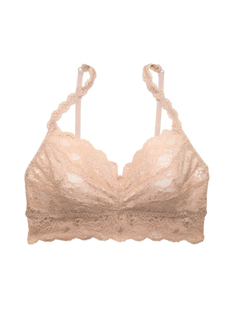 Cosabella Never Say Never Sweetie Soft Bra in Blush