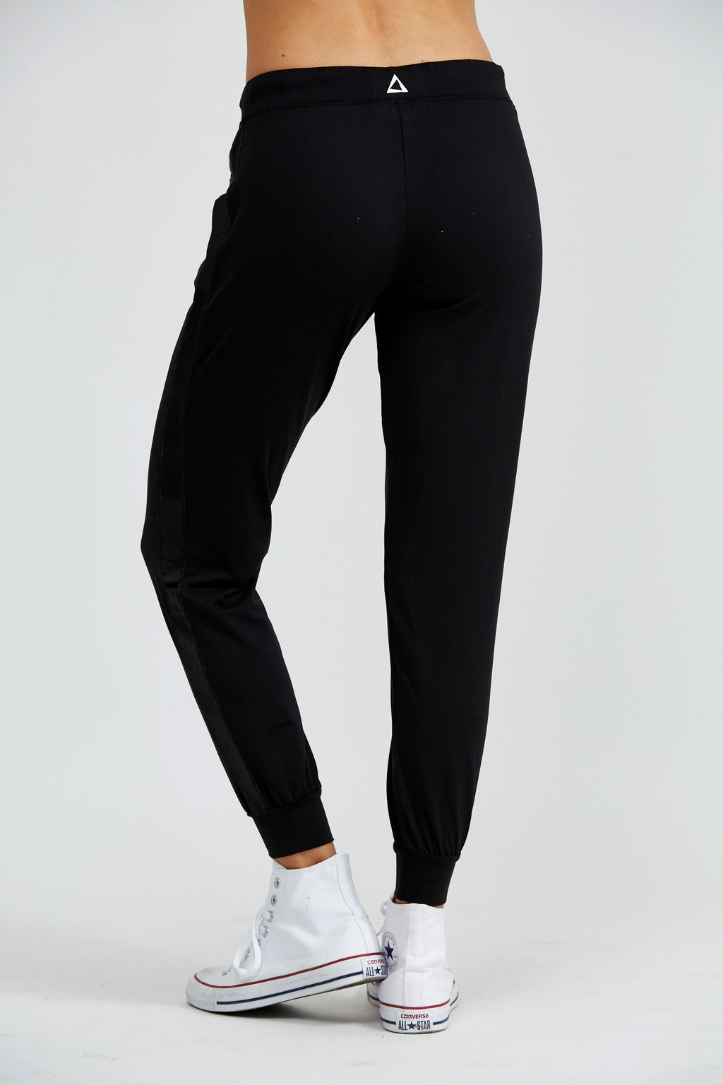 PRISMSPORT Urban Track Pant with Black Stripe