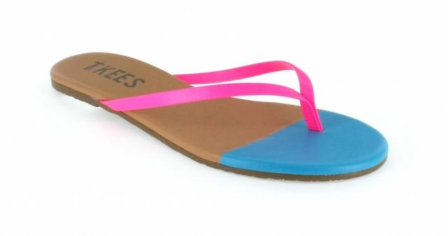 Leather flip flops in sizes 6,7,8,9,10