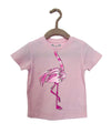 Peek-A-Zoo Flamingo Baby Pink