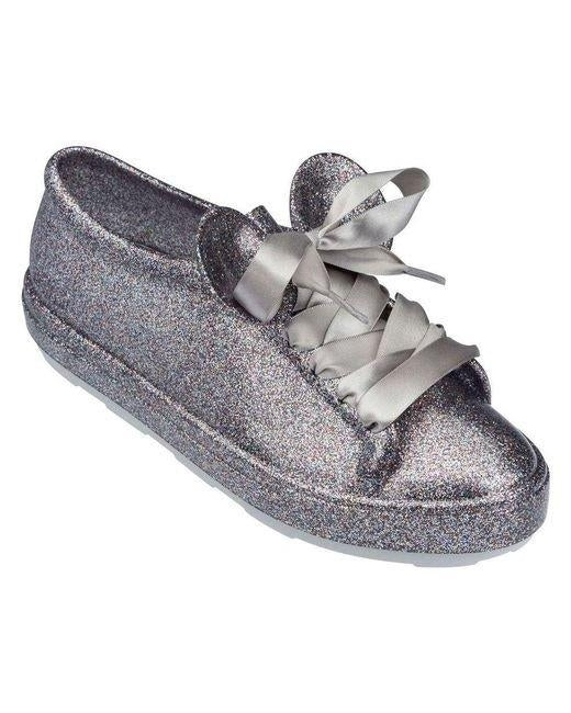Melissa Be Disney in Silver Cloud