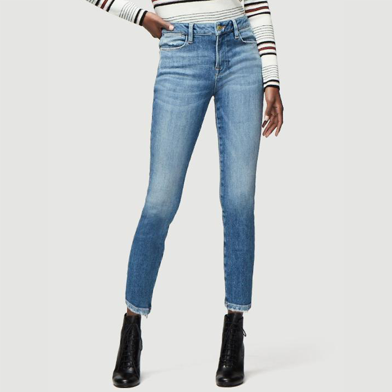 FRAME Le High Skinny Crop Amal