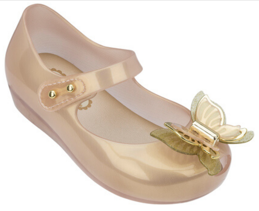 Mini Melissa Ultra Fly Butterfly