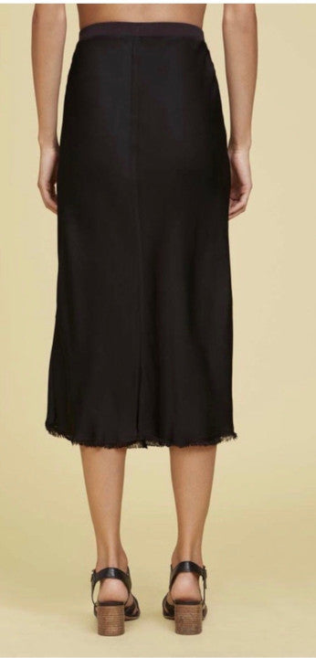Nation Mabel Midi Skirt in Black | 4sisters1closet