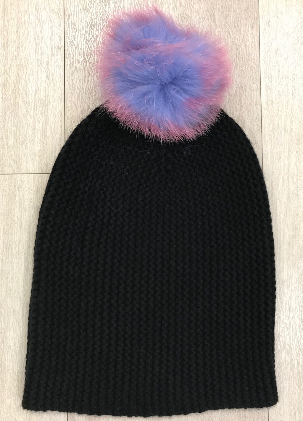 Unicorn Hat with Pom Pom | 4sisters1closet