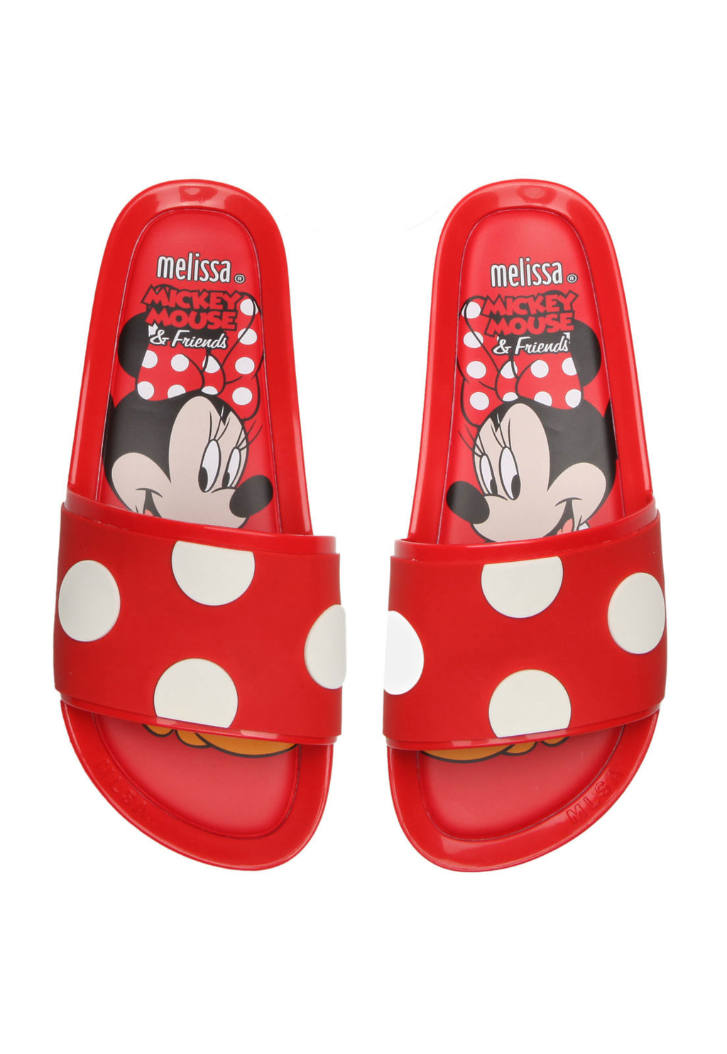 Melissa Beach Slide Minnie | 4sisters1closet
