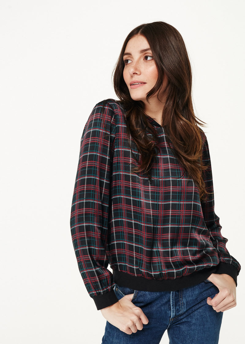 Cami NYC  The Parker Tartan Plaid | 4sisters1closet