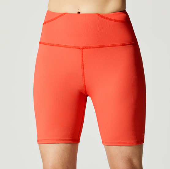 NUX Night Rider Shorts in Poppy | 4sisters1closet