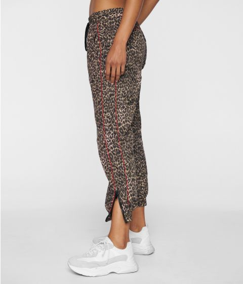 Pam & Gela Trackpant with Red Piping