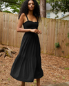 Nation Farin Dress in Black | 4sisters1closet