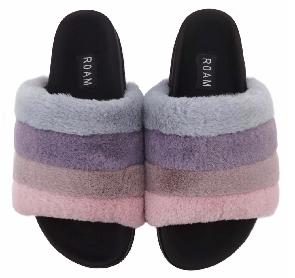 R0AM Candy Prism Slippers | 4sisters1closet