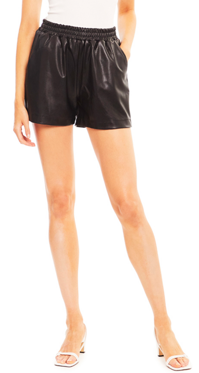 Amanda Uprichard Track Shorts | 4sisters1closet