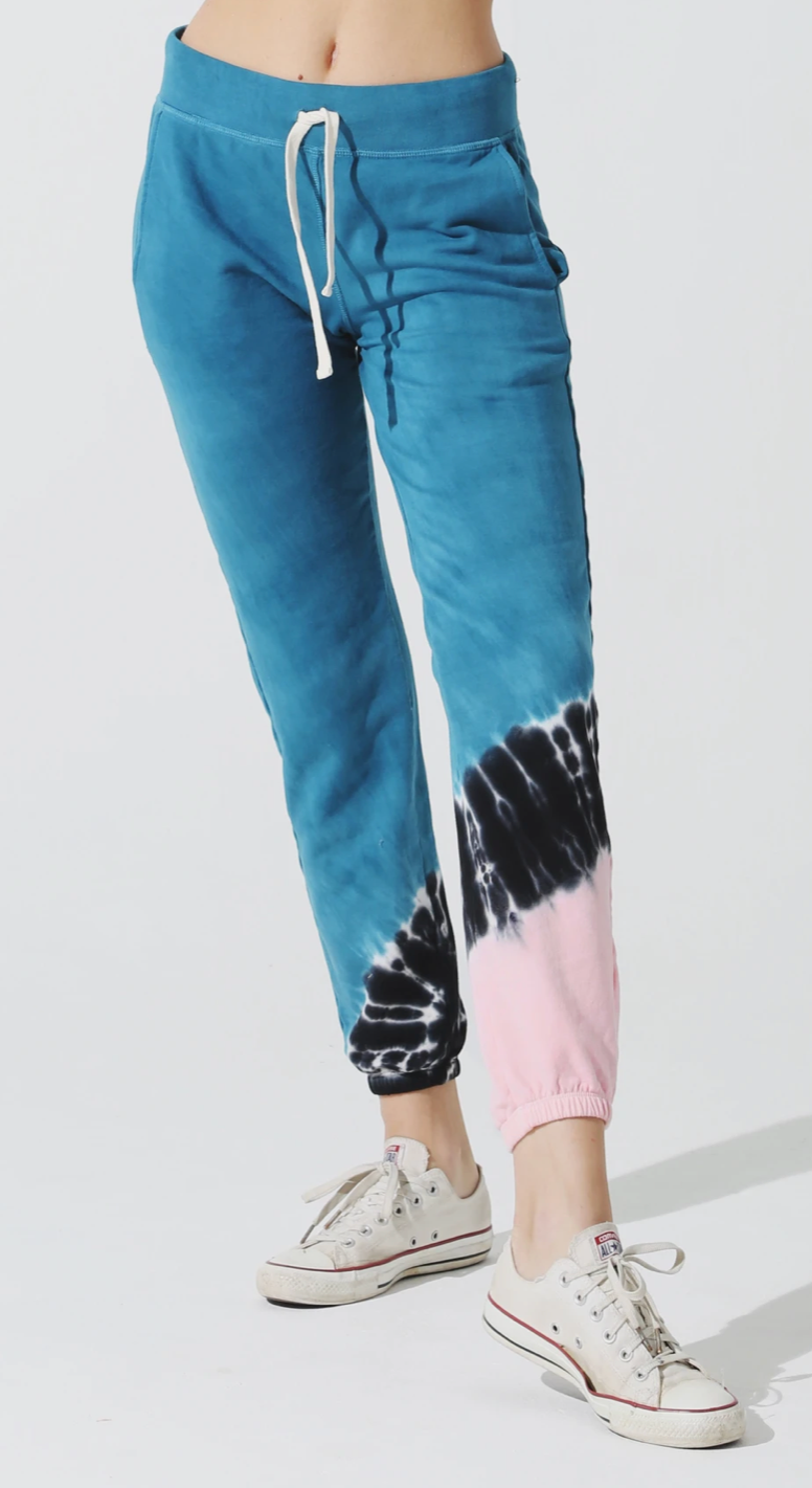 Electric & Rose Vendimia Jogger Crest/BBOC | 4sisters1closet
