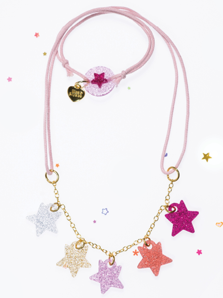 lilies & roses Star Multi Necklace | 4sisters1closet