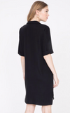 Amanda Uprichard Finn Dress in Black | 4sisters1closet
