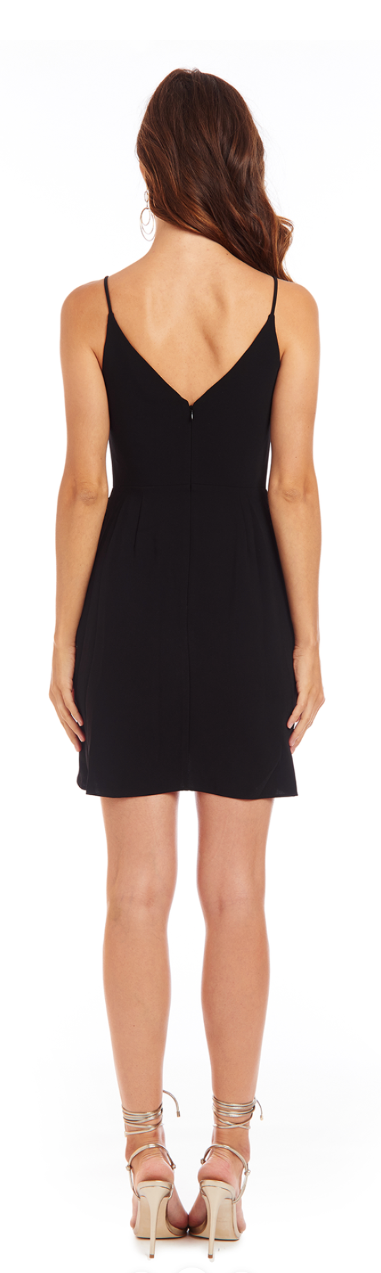 Amanda  Uprichard Giovanni Dress in Black